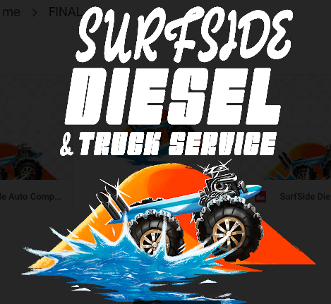 FINAL Surfside Diesel Logo